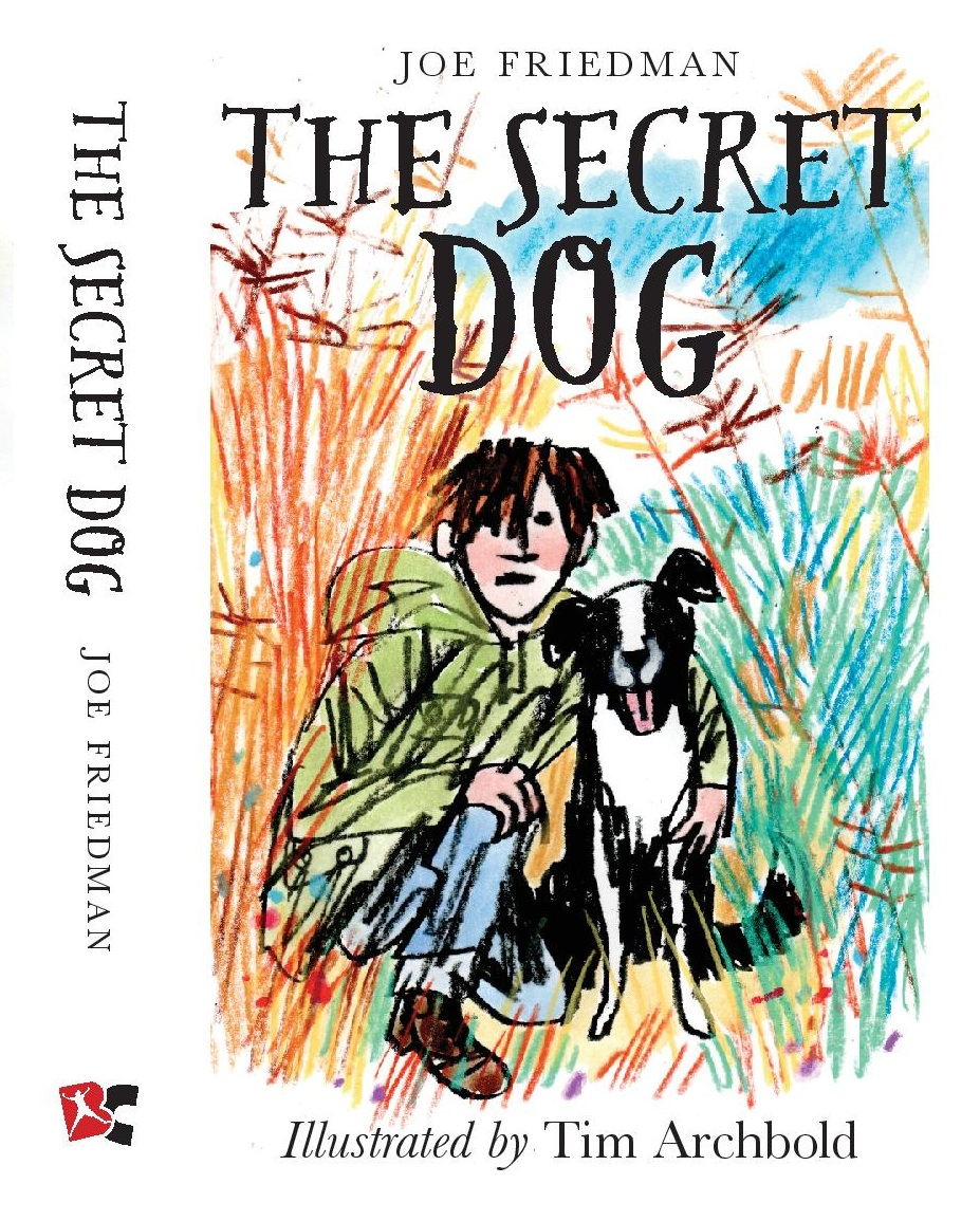 Secret Dog early cover